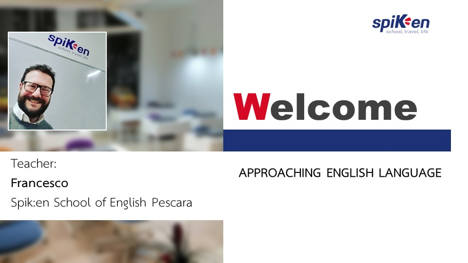 Spiken English School Pescara