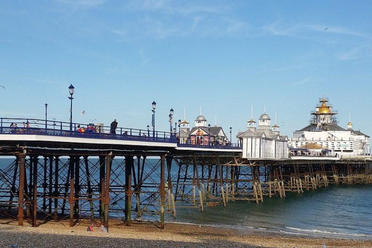 Spiken _ Eastbourne _ pier