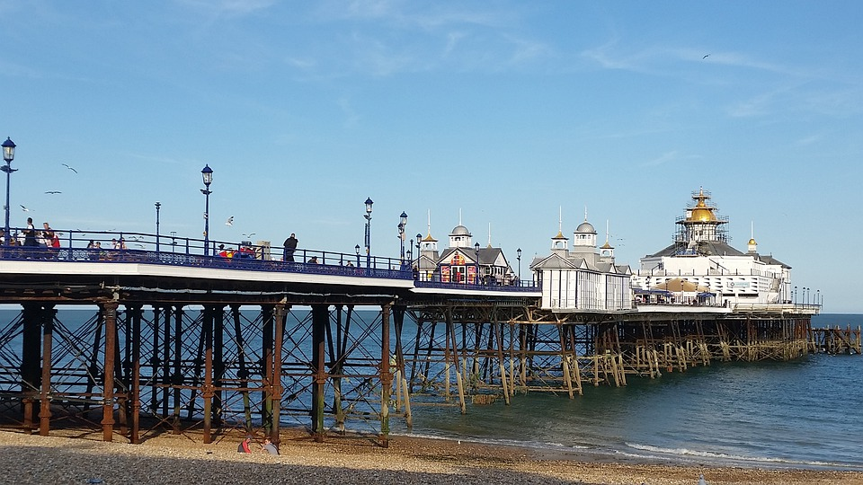 Spiken _ Eastbourne _ pier